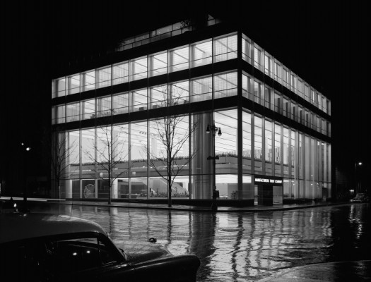 Manufacturer's Trust Company, Fifth Avenue, Skidmore, Owings & Merrill, New York, NY
