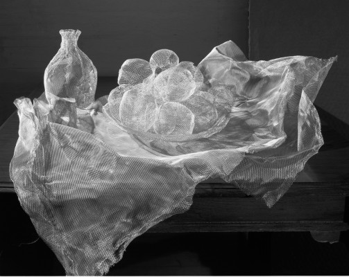 Mesh Objects (After Cezanne #5)
