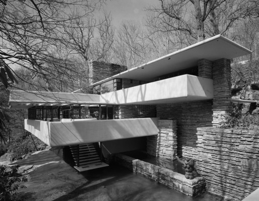 Fallingwater, Frank Lloyd Wright, Bear Run, PA