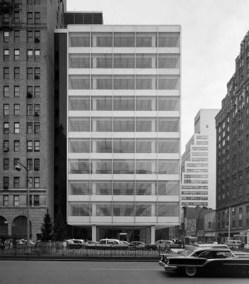 Pepsi Cola Building, Skidmore, Owings & Merrill, New York, NY